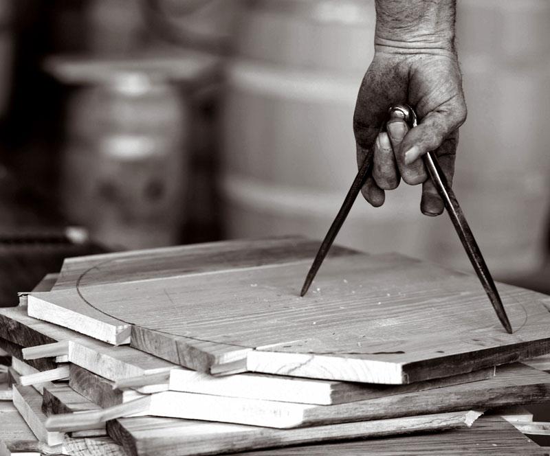 ... Sicilia - Licausi Srl: produzione botti rovere barili legno barriques