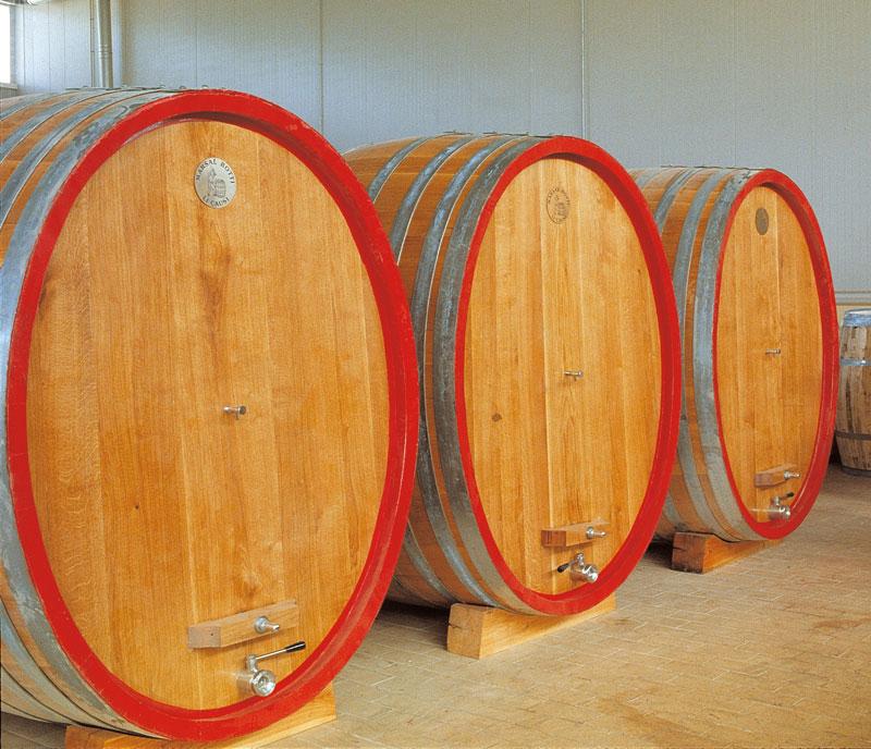 225 45 15 >> PRODOTTI - Licausi Srl: produzione botti rovere barili legno barriques